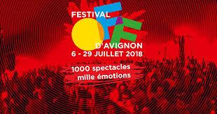 festival off avignon 2018